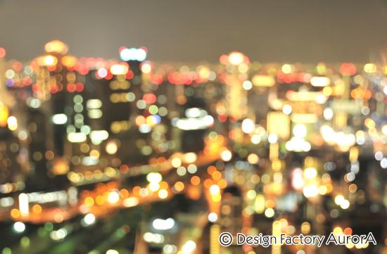 梅田空中庭園の夜景03